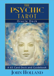 John Holland - The Psychic Tarot Oracle Deck